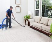 Spring Cleaning Projects - Clean the floors