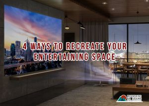 Entertaining Space