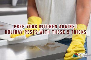 Kitchen pests