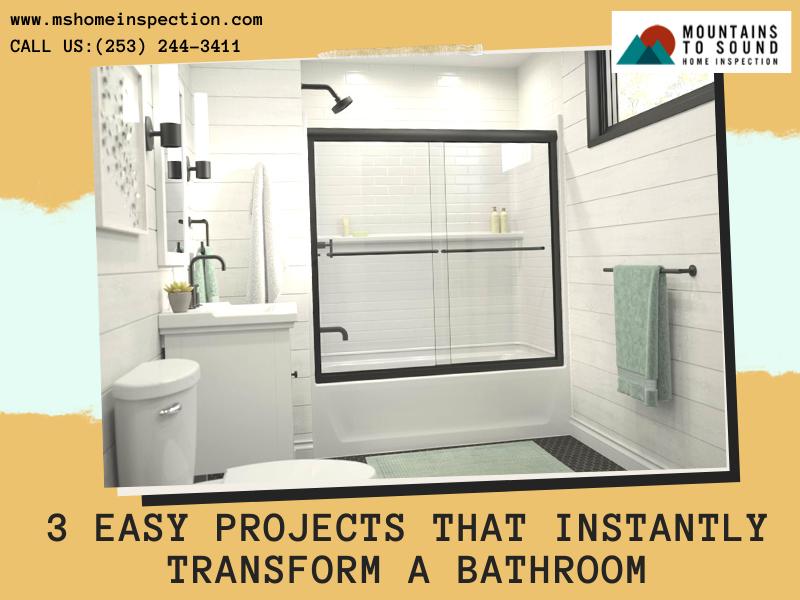 Transform a Bathroom MTS