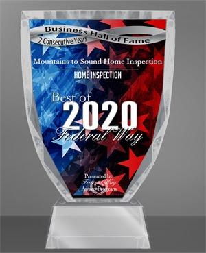 Best Federal Way Award 2020