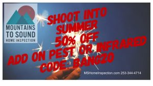Mountains To Sound Home Inspection Promo Code July