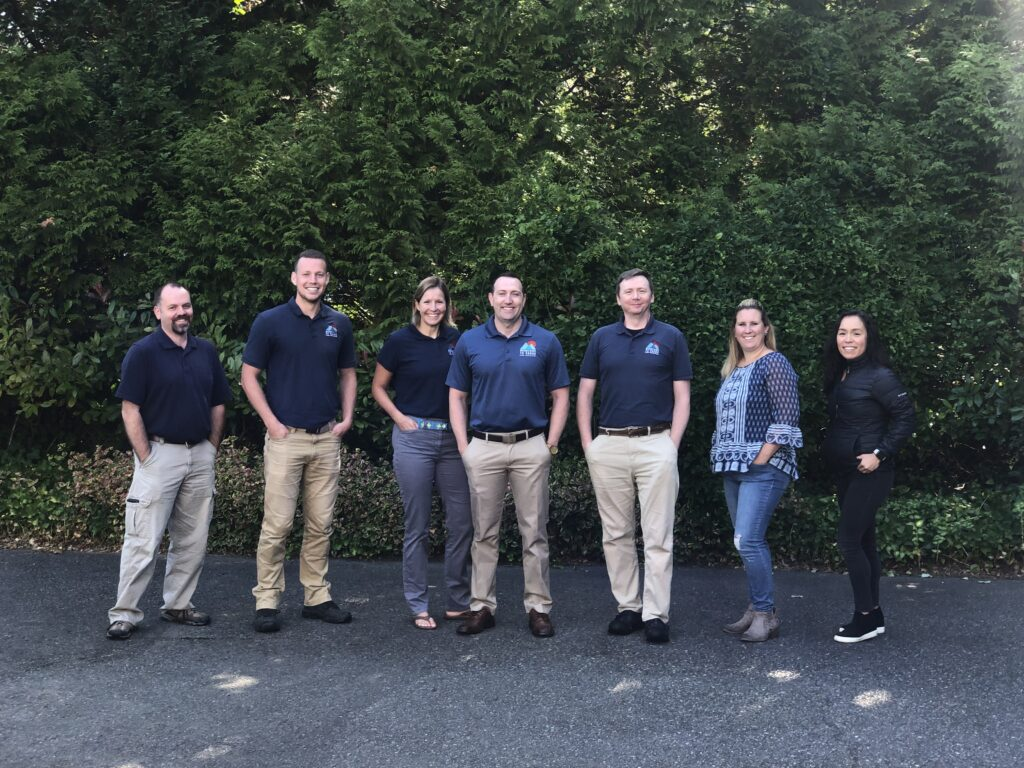 Mountains To Sound Home Inspection Team Photo