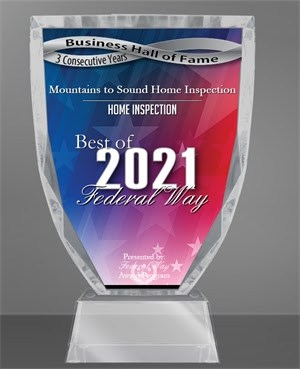 Best of Federal Way 2021 Mountains To Sound Home Inspection